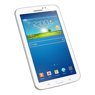 "Samsung Galaxy Tab 3 7"" SM-T2100 8 Go Blanc Tablette Internet - Dual-Core 1.2 GHz 1 Go 8 Go 7"" tactile Wi-Fi/Bluetooth/Webcam Android 4.2"