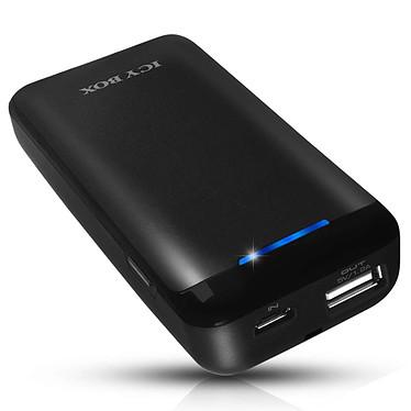 ICY BOX IB-PBa5200 Batterie externe compacte 5200 mAh pour appareil mobile