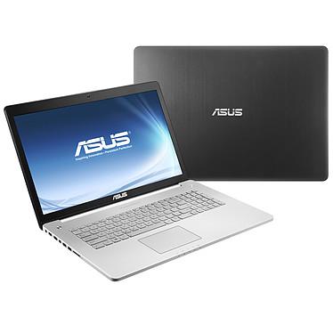 """ASUS N750JV-T4123H Intel Core i7-4700HQ 16 Go 750 Go 17.3"""" LED NVIDIA GeForce GT 750M Graveur DVD Wi-Fi N/Bluetooth Webcam Windows 8 64 bits (garantie constructeur 1 an)"""
