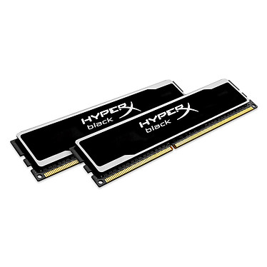 Kingston HyperX black 8 Go (2x 4Go) DDR3 1600 MHz CL9