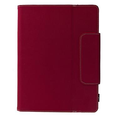 "Bluestork Universal Folio Oxford 10.1"" Rouge"