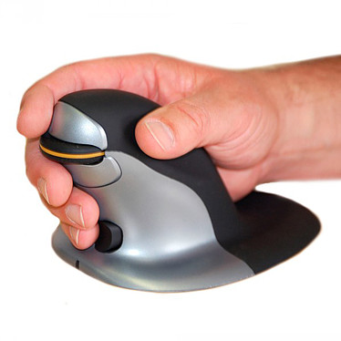 Posturite Penguin Wired Vertical Mouse (Small) a bajo precio