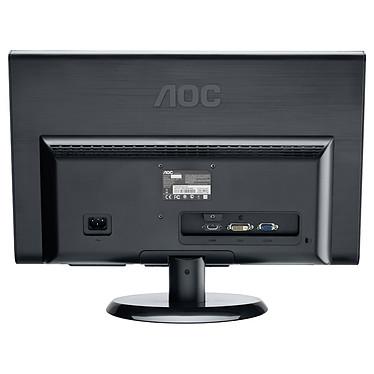 "Acheter AOC 23.6"" LED - e2450Swhk"