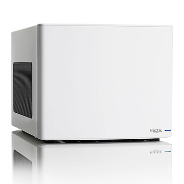 Fractal Design Node 304 Blanc Boîtier Mini ITX Blanc