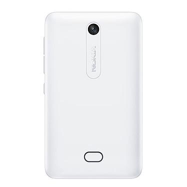Avis Nokia Asha 501 Double SIM Blanc