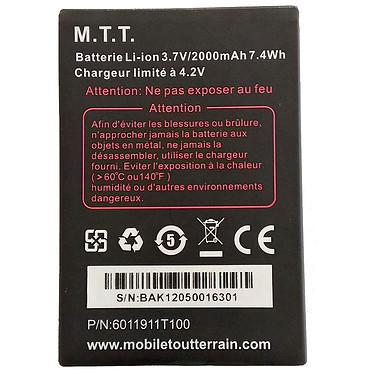 M.T.T. Batterie Smart Multimédia