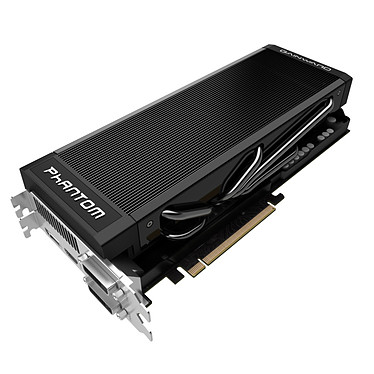 Gainward GeForce GTX 770 Phantom 4 Go 4096 Mo Dual DVI/HDMI/DisplayPort - PCI Express (NVIDIA GeForce avec CUDA GTX 770)