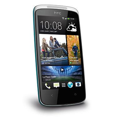 """HTC Desire 500 Blanc Smartphone 3G+ avec écran tactile 4.3"""" sous Android 4.2"""