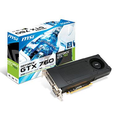 MSI GeForce GTX 760 2GB