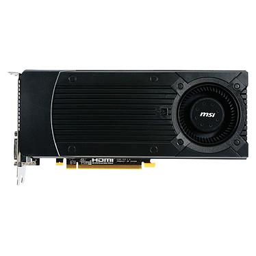 Avis MSI GeForce GTX 760 2GB