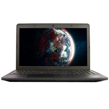 "Lenovo ThinkPad Edge E531 (N4I69FR) Intel Core i3-3120M 4 Go 500 Go 15.6"" LED Graveur DVD Wi-Fi N/Bluetooth Webcam Windows 7 Professionnel 64 bits + Windows 8 Pro 64 bits"