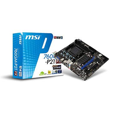 MSI 760GM-P21 (FX)