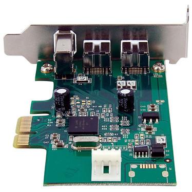 Avis StarTech.com PEX1394B3LP