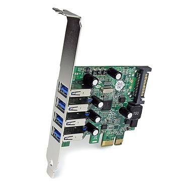 Avis StarTech.com Carte contrôleur PCI-E LP (4 ports USB 3.0)