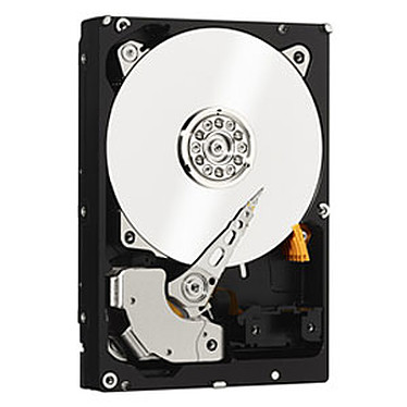 "WD Se 6 To SATA 6Gb/s Disque dur 3.5"" 6 To 128 Mo Serial ATA 6Gb/s - WD6001F9YZ (bulk)"