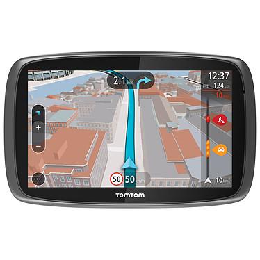 """TomTom GO 600 GPS 45 pays d'Europe Ecran 6"""" - Cartographie gratuite à vie"""