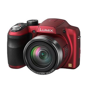 Panasonic DMC-LZ30 Rouge Appareil photo 16.1 MP - Zoom grand-angle 25 mm - Vidéo HD