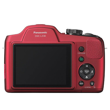 Avis Panasonic DMC-LZ30 Rouge