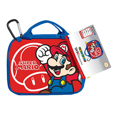 Avis Hori Sacoche de transport Mario (Nintendo 3DS/3DS XL/DS Lite/DSi)