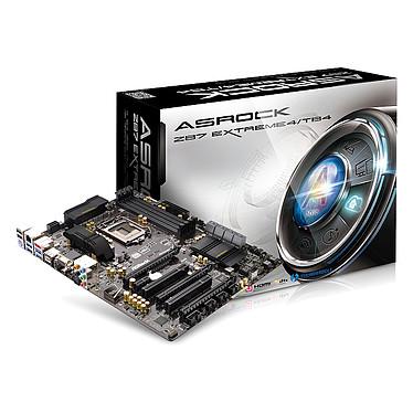 ASRock Z87 Extreme4/TB4 Carte mère ATX Socket 1150 Intel Z87 Express - SATA 6Gb/s - USB 3.0 - 3x PCI-Express 3.0 16x