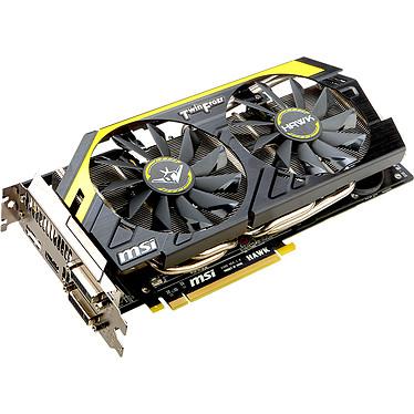 Acheter MSI GeForce GTX 760 N760 HAWK