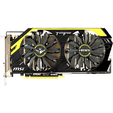 Avis MSI GeForce GTX 760 N760 HAWK