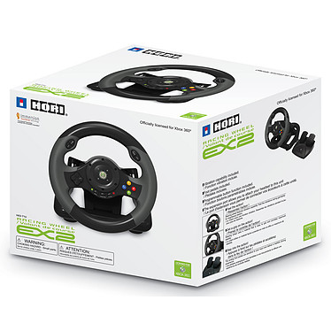 Avis Hori Racing Wheel EX (PC/Xbox 360)
