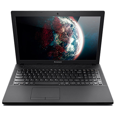 "Lenovo Essential G505 (59393825) AMD Dual-Core E1-2100 4 Go 1 To 15.6"" LED Graveur DVD Wi-Fi N / Bluetooth Webcam Windows 8.1 64 bits"