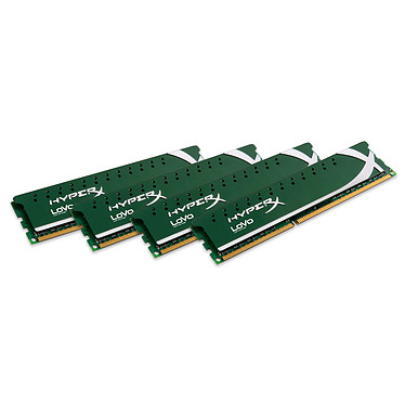 Kingston HyperX LoVo 32 Go (4 x 8 Go) DDR3L 1600 MHz CL9