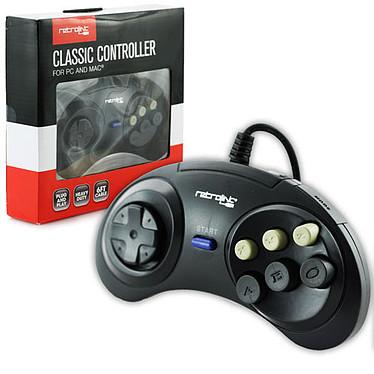 Retro-Linc Megadrive USB Classic Controller (PC/Mac)