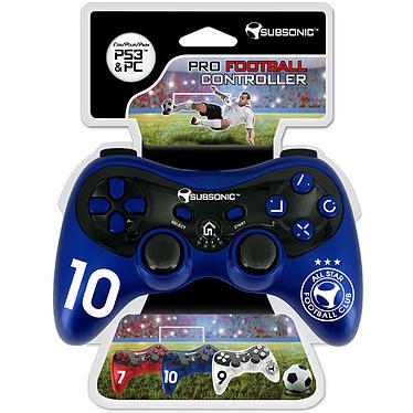 Subsonic PRO Football Controller Bleu (PS3)