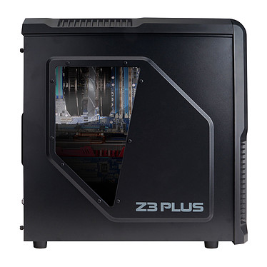 Acheter Zalman Z3 Plus Noir