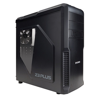 Avis Zalman Z3 Plus Noir