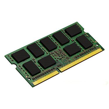 Kingston ValueRAM SO-DIMM 4 Go DDR3L 1333 MHz ECC CL9 SR X8 RAM SO-DIMM DDR3 PC10600 ECC - KVR13LSE9S8/4