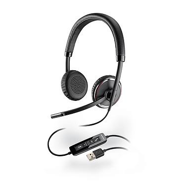 Plantronics Blackwire C520 Casque-micro stereo USB