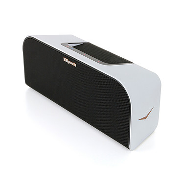 Klipsch KMC 3 Blanc Enceinte 2.1 Bluetooth compatible iPod, iPhone, iPad