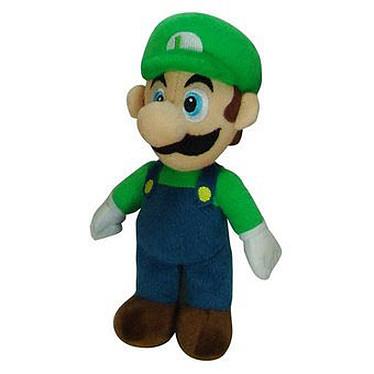 Peluche Mario Bros Nintendo Luigi 30cm