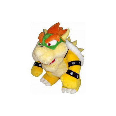 Nintendo Peluche Bowser