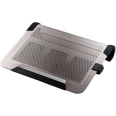 Cooler Master NotePal U3 Plus Titanium Ventilateur pour ordinateur portable jusqu'à 19 pouces