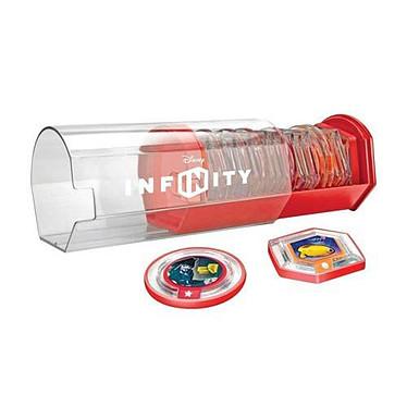 Disney Infinity - Power Disc Capsule Rangement pour les Power Disc Disney Infinity