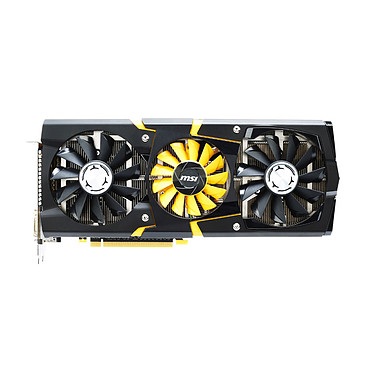 Avis MSI GeForce GTX 780 N780 LIGHTNING 3 Go