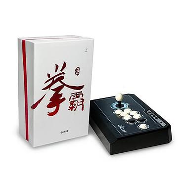 QanBa Q4 Pro Arcade Stick 3in1 Raf (PS3/PC/Xbox 360) Stick Arcade noir pour PS3 XBox 360 et PC