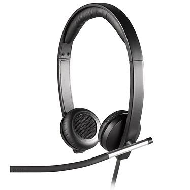 Logitech USB Headset Stéréo H650e Casque-micro stéréo