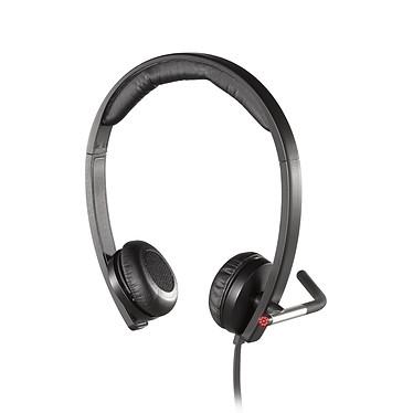 Avis Logitech USB Headset Stéréo H650e