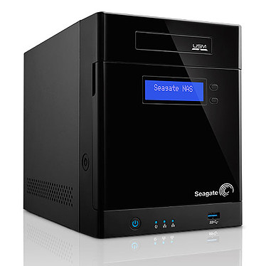 Seagate Business Storage 4-Bay NAS 12 To (4 x 3 To)