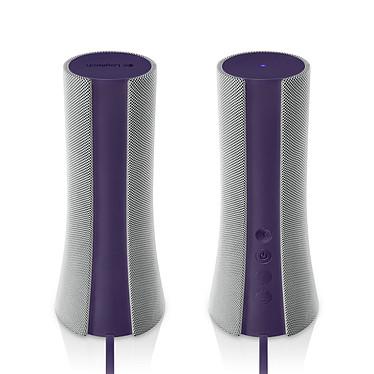 Logitech Bluetooth Speakers Z600 (Violet)