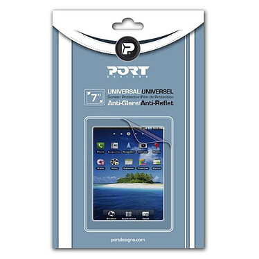 PORT Designs Universal Screen Protector 7'