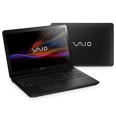 "Sony VAIO Fit E F1521A7E/B Intel Pentium 2117U 4 Go 500 Go 15.5"" LED Graveur DVD Wi-Fi N/Bluetooth/NFC Webcam Windows 8 64 bits"