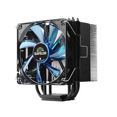 Enermax ETS-T40 Black Twister Ventilateur processeur (pour socket Intel 775/1150/1151/1155/1156/1366/2011 et AMD AM2/AM2+/AM3/AM3+/FM1/FM2)