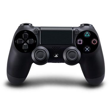 Sony DualShock 4 (noire) Manette officielle sans fil pour PlayStation 4